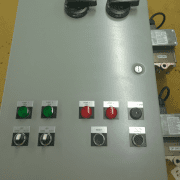 Electronic Control Duplex - Front View
