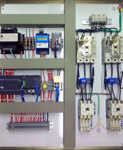 Full Panel of Waste Ejector Control