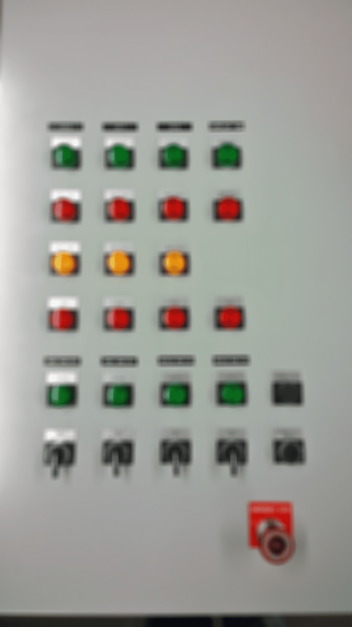 Electronic Control Corp Panel