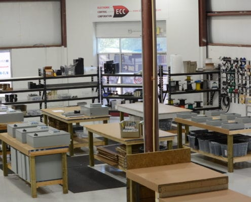 ecc-automation facility USA