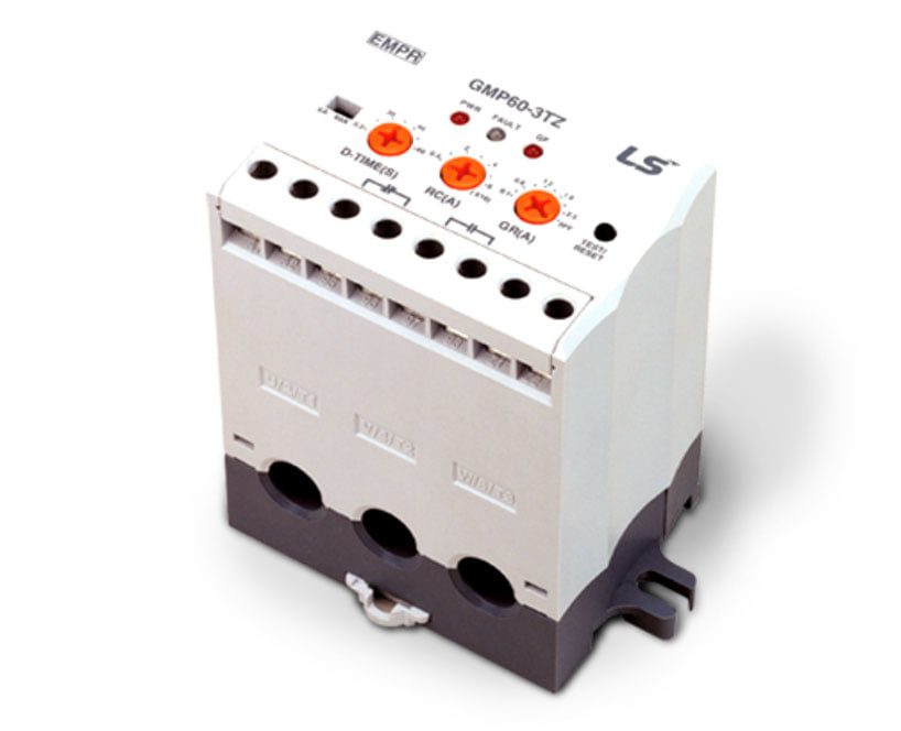Electronic Motor Protector Relays - ECC Automation - LSIS